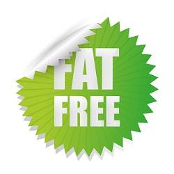 Fat free design.